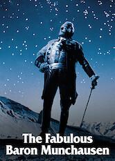 Search netflix The Fabulous Baron Munchausen